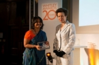 Aparajita-Datta-receiving-her-Whitley-Award-from-HRH-The-Princess-Royal-e1367575131222